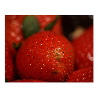 Fresas #4 postales