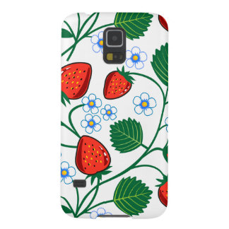 Fresas de Emma Janeway Funda Para Galaxy S5