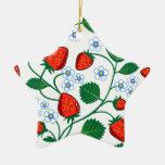 Fresas de Emma Janeway Ornamente De Reyes
