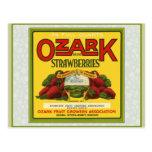 Fresas de Ozark Postal