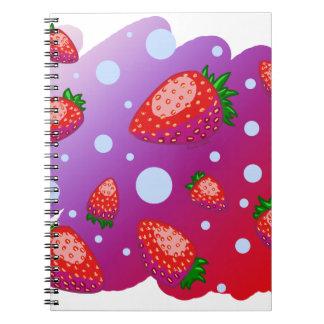 Fresas del baile libros de apuntes