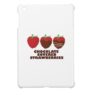 Fresas del chocolate