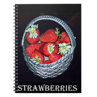 Fresas Libros De Apuntes