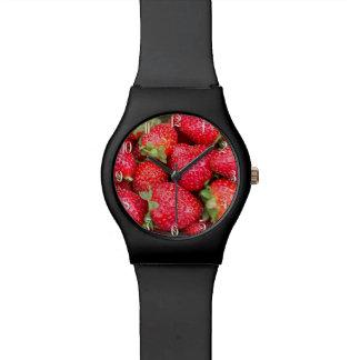 Fresas Reloj De Mano