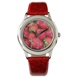 Fresas Relojes De Pulsera