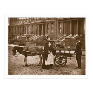 "¡""Fresas - todo maduras, todo maduro! "", 1876-78 ( Postales"