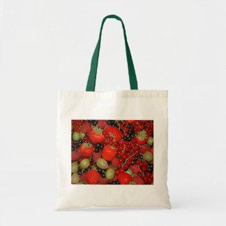 Fresas, y frutas del verano bolsa