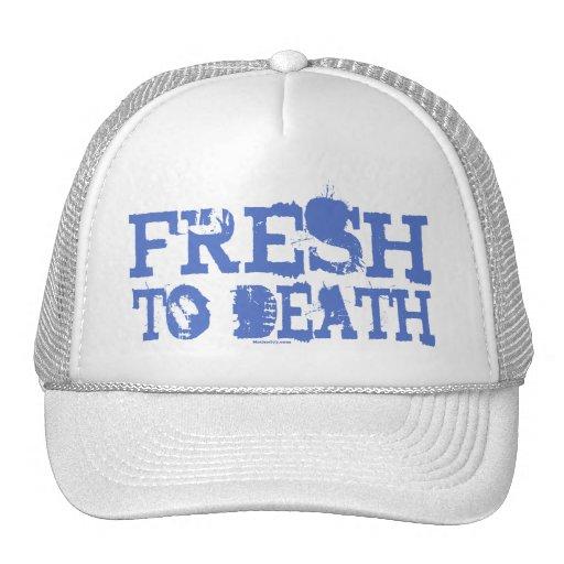 Fresco a los gorras de la muerte