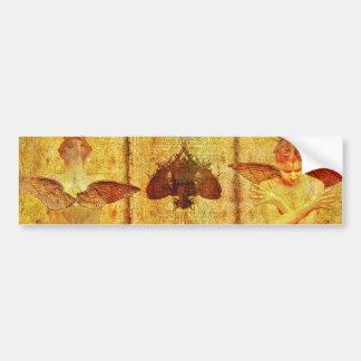 fresco amore bumper sticker
