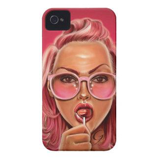 Fresco Carcasa Para iPhone 4 De Case-Mate