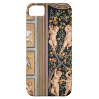 Fresco de Cupids de la iglesia de St. Ambroglio, iPhone 5 Case-Mate Carcasas