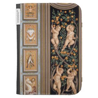 Fresco de Cupids de la iglesia de St. Ambroglio,