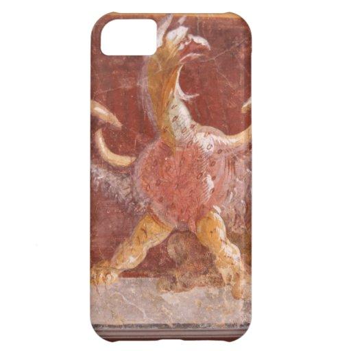Fresco de Pompeya Funda Para iPhone 5C