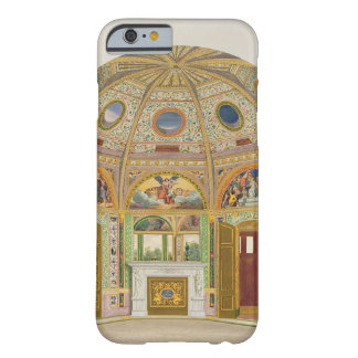 Fresco decoration in the Summer House of Buckingha Barely There iPhone 6 Case