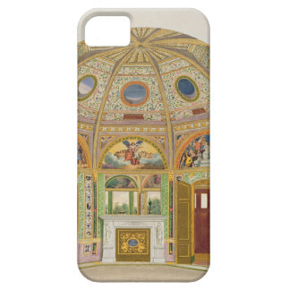 Fresco decoration in the Summer House of Buckingha iPhone 5 Cases