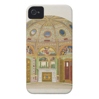 Fresco decoration in the Summer House of Buckingha iPhone 4 Case-Mate Cases