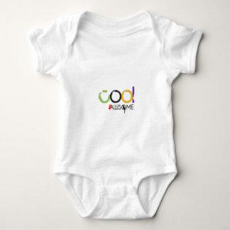 fresco e impresionante body para bebé