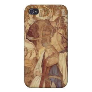 Fresco, Elisabeth-Galerie, Wartburg Castle Cover For iPhone 4