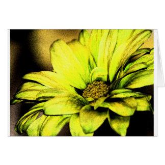 Fresco Flower Card
