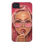 Fresco iPhone 4 Case-Mate Carcasa