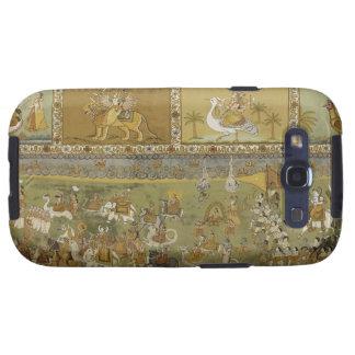 Fresco Mehrangarh Fort Jodhpur Rajasthan India 2 Samsung Galaxy S3 Covers