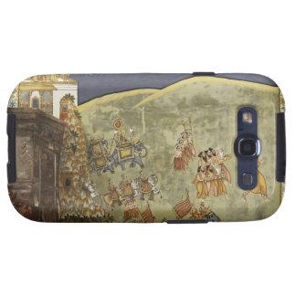 Fresco Mehrangarh Fort Jodhpur Rajasthan India 3 Galaxy S3 Covers
