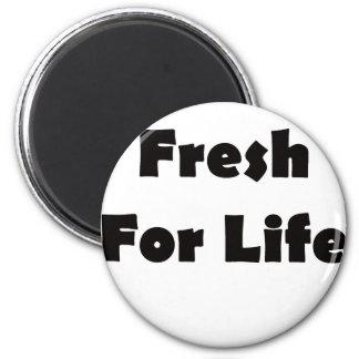 Fresco para vivo iman para frigorífico