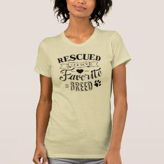 Fresco rescatado es mi camiseta preferida de la polera