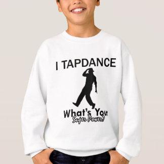 Fresco Tapdance los diseños Sudadera