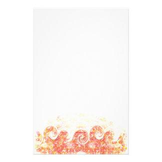 Fresco Waves Stationery Paper
