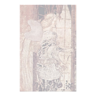 Frescoes At The Grave Monument Of Niccolo ² Personalized Stationery