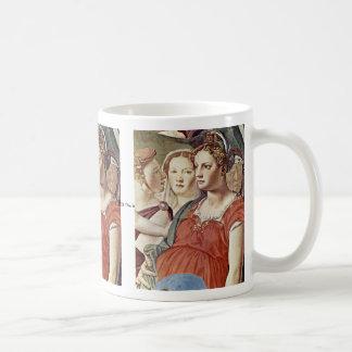 Frescoes In The Chapel Of Eleonora Da Toledo Mug