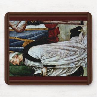 Frescoes On The Life And Deeds Of Enea Silvio Mouse Pad