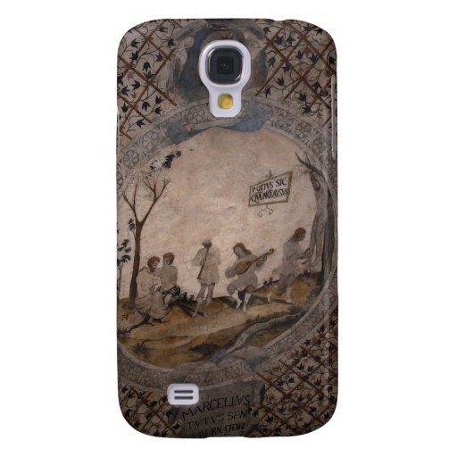 Frescos de Assisi II Funda Para Galaxy S4
