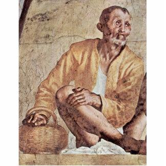 Frescos de la estación en el chalet de Medici en P Esculturas Fotograficas