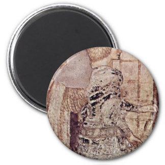 Frescos en el monumento grave del ² de Niccolo Imán Redondo 5 Cm
