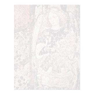 Frescos en el monumento grave del ² de Niccolo Membrete A Diseño