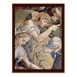 Frescos en la capilla de Eleonora DA Toledo Postales