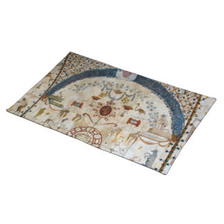 Frescos of Assisi Cloth Placemat