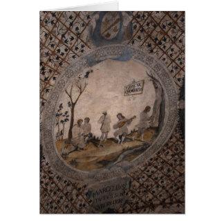 Frescos of Assisi II Card