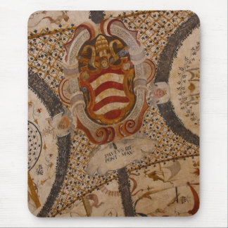 Frescos of Assisi Italy III Mouse Pad
