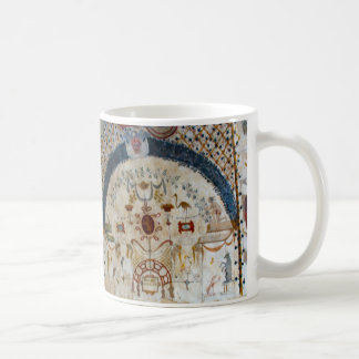 """Frescos of Assisi Italy IV"" Coffee Mugs"