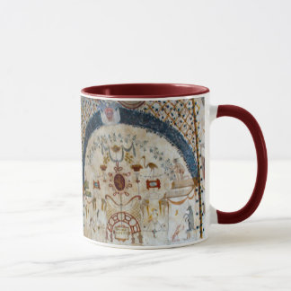 """Frescos of Assisi Italy IV"" Mug"