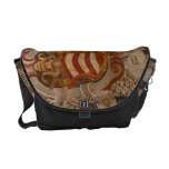 Frescos of Assisi Italy Messenger Bags