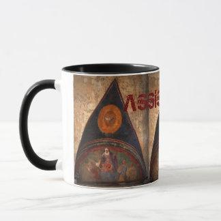 Frescos of Assisi Mug