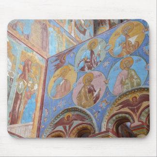 Frescos rusos alfombrillas de ratones