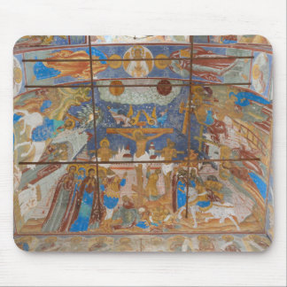 Frescos rusos tapete de raton