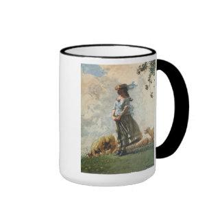 'Fresh Air' Ringer Mug