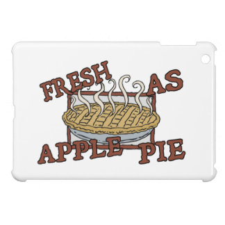 Fresh As Apple Pie iPad Mini Cover