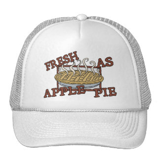 Fresh As Apple Pie Trucker Hat